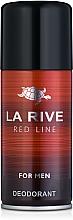 Fragrances, Perfumes, Cosmetics La Rive Red Line - Deodorant