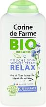 Fragrances, Perfumes, Cosmetics Shower Gel - Corine De Farme Relax Shower Gel
