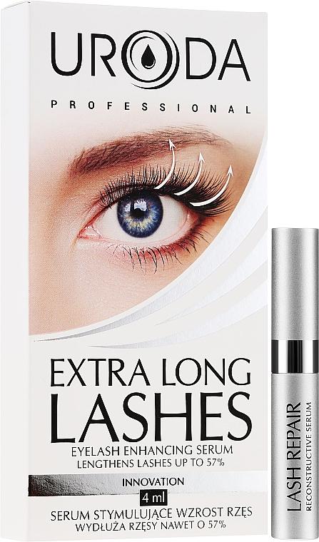 Lash Growth Serum - Uroda Professional Extra Long Lashes Enhancing Serum