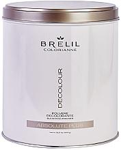Fragrances, Perfumes, Cosmetics Hair Bleach - Brelil Colorianne Prestige Absolute Plus Bleaching Powder