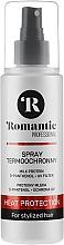 Fragrances, Perfumes, Cosmetics Heat Protection Hair Spray - Romantic Professiona