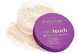 Fragrances, Perfumes, Cosmetics Face Loose Powder - Boys'n Berries Loose Powder Micro Touch