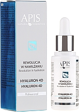 Fragrances, Perfumes, Cosmetics Hyaluronic Acid - APIS Professional 4D Hyaluron