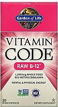 Fragrances, Perfumes, Cosmetics Food Supplement - Garden of Life Vitamin Code RAW B-12