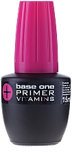 Fragrances, Perfumes, Cosmetics Nail Primer - Silcare Base One Primer+Vitamins