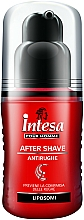 Fragrances, Perfumes, Cosmetics Anti-Wrinkle After Shave Lotion - Intesa Classic Black Afer Shave Antirughe