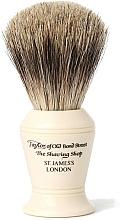 Fragrances, Perfumes, Cosmetics Shaving Brush, P374 - Taylor of Old Bond Street Shaving Brush Pure Badger size S