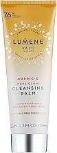 Fragrances, Perfumes, Cosmetics Cleansing Balm - Lumene Valo Cleansing Balm