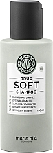 Fragrances, Perfumes, Cosmetics Moisturizing Hair Shampoo - Maria Nila True Soft Shampoo