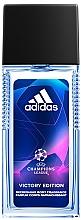 Fragrances, Perfumes, Cosmetics Adidas UEFA Champions League Victory Edition - Deodorant-Spray