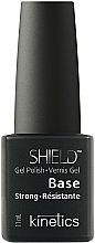 Fragrances, Perfumes, Cosmetics Strong Rubber Gel Polish Base - Kinetics Shield Strong Base