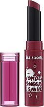 Fragrances, Perfumes, Cosmetics Lipstick - Miss Sporty Wonder Smooth Hydrates Glossy