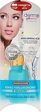 Fragrances, Perfumes, Cosmetics Face Serum with Hyaluronic Acid - Dermo Pharma Bio Serum Skin Archi-Tec Hyaluronic Acid