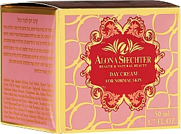 Fragrances, Perfumes, Cosmetics Day Face Cream for Normal Skin - Alona Shechter Day Cream For Normal Skin