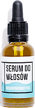 Fragrances, Perfumes, Cosmetics Hair Serum - Cztery Szpaki