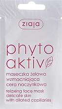 Fragrances, Perfumes, Cosmetics Face Mask PhytoAktiv - Ziaja Face Mask