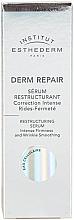 Fragrances, Perfumes, Cosmetics Regenerating Facial Serum - Institut Esthederm Derm Repair Restructuring Serum