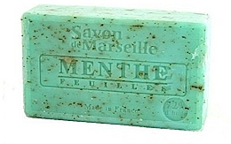 "Fragrances, Perfumes, Cosmetics Natural Soap ""Mint"" - Le Chatelard 1802 Menthe Soap"