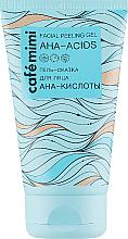"Fragrances, Perfumes, Cosmetics Facial Peeling Gel ""AHA-Acids"" - Cafe Mimi Facial Peeling Gel AHA-Acids"