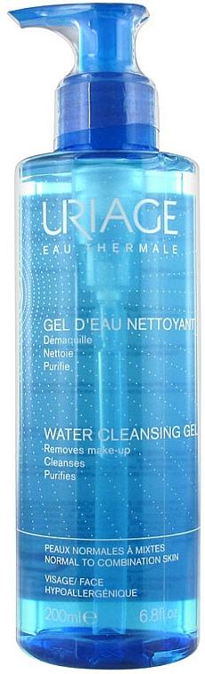 Cleansing Gel - Uriage Water Cleansing Gel