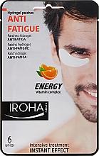 Fragrances, Perfumes, Cosmetics Eye Patches - Iroha Nature Anti-Fatigue Energy Vitamin Complex