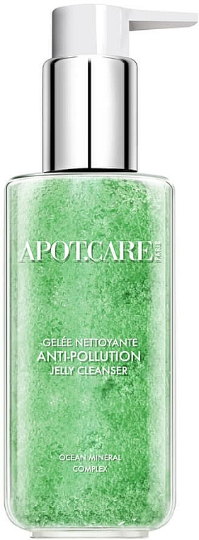 Face Gel - APOT.CARE Anti-pollution Jelly Cleanser — photo N1