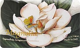 """Fragrances, Perfumes, Cosmetics Toilet Soap """"Magnolia"""" - Saponificio Artigianale Fiorentino Magnolia"""