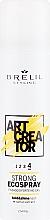 Fragrances, Perfumes, Cosmetics Strong Hold Ecological Spray - Brelil Art Creator Strong Ecospray