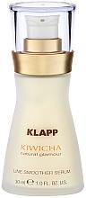 Fragrances, Perfumes, Cosmetics Anti-Wrinkle Serum - Klapp Kiwicha Line Smoother Serum