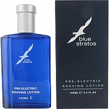 Fragrances, Perfumes, Cosmetics Parfums Bleu Blue Stratos - Pre Shave Lotion