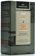 Fragrances, Perfumes, Cosmetics Hair Color - Korres Cedar Men's Colour Treatment Hair Colorant
