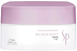 Fragrances, Perfumes, Cosmetics Sensitive Scalp Mask - Wella SP Balance Scalp Mask