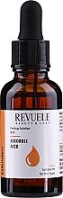 Fragrances, Perfumes, Cosmetics Ascorbic Acid Peeling - Revuele Peeling Solution Ascorbic Acid Exfoliator