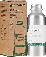 Fragrances, Perfumes, Cosmetics Mouthwash - Georganics Spearmint Mouthwash