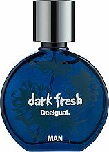 Fragrances, Perfumes, Cosmetics Desigual Dark Fresh - Eau de Toilette