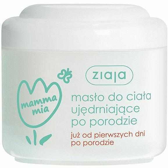 "Firming Body Butter ""Mamma Mia"" - Ziaja Body Oil"