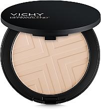 Fragrances, Perfumes, Cosmetics Corrrecting & Mattifying Face Powder - Vichy Dermablend Covermatte Compact Powder SPF 25