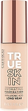 Fragrances, Perfumes, Cosmetics Foundation - Catrice True Skin Hydrating Foundation