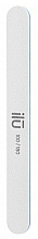 Fragrances, Perfumes, Cosmetics Double-Sided Nail File, Straight 100/180 - Ilu