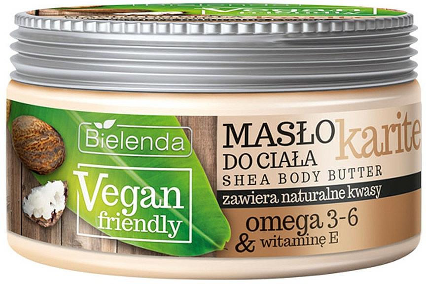 """Body Butter """"Shea"""" - Bielenda Vegan Friendly Shea Body Butter"""