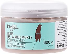 Fragrances, Perfumes, Cosmetics Dead Sea Black Mud - Najel Dead Sea Mud