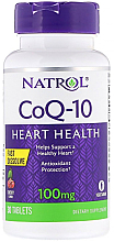 "Fragrances, Perfumes, Cosmetics Dietary Supplement ""Heart Healh"" with Cherry Flavor - Natrol CoQ-10 Heart Healh"