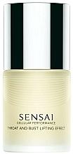 Fragrances, Perfumes, Cosmetics Face Serum - Kanebo Sensai Cellular Performance Throat and Bust Lifting Effect