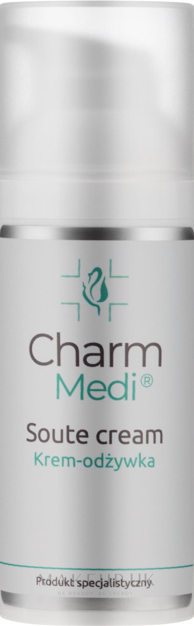 Cream Conditioner for Face - Charmine Rose Charm Medi Soute Cream — photo 50 ml