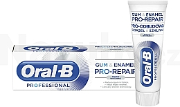 Fragrances, Perfumes, Cosmetics Toothpaste - Oral-B Professional Gum & Enamel Pro-Repair Gentle Whitening