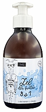 Fragrances, Perfumes, Cosmetics Shower Gel - LaQ 8 in 1 For Men Shower Gel With Hops Extract
