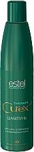 Fragrances, Perfumes, Cosmetics Dry, Weak & Damaged Hair Shampoo - Estel Professional Curex Therapy Shampoo