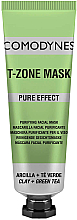 Fragrances, Perfumes, Cosmetics Cleansing Face Mask - Comodynes T-Zone Pure Effect Mask