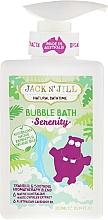 """Fragrances, Perfumes, Cosmetics Baby Bath Foam """"Soothing"""" - Jack N' Jill Bubble Bath Serenity"""