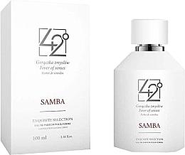 Fragrances, Perfumes, Cosmetics 42° by Beauty More Samba - Eau de Parfum